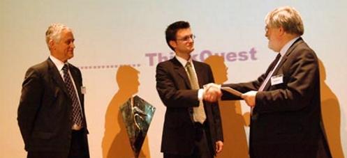 Uitreiking eerste Eindhoven Internet Award